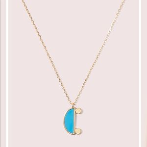 Kate Spade Truly Yours C Necklace